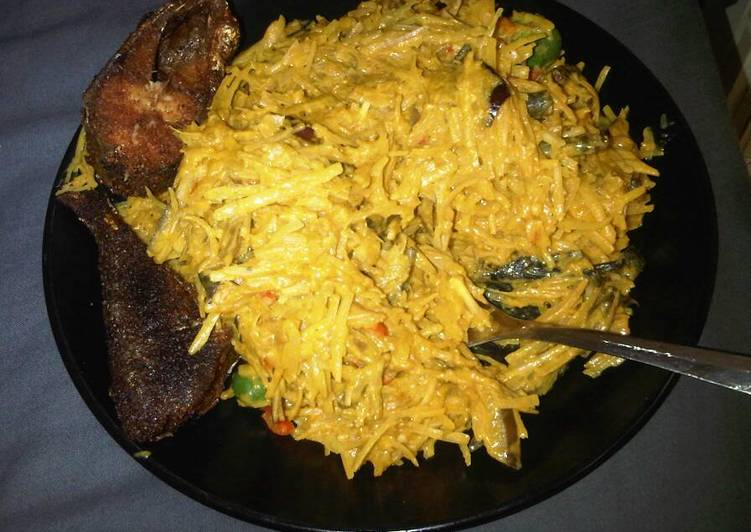 abacha african salad recipe main photo 7