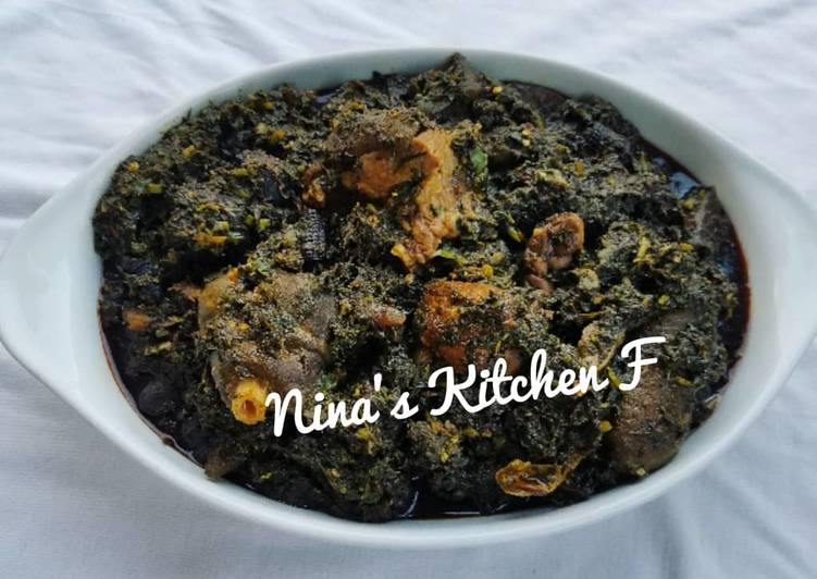 afang soup recipe main photo 14