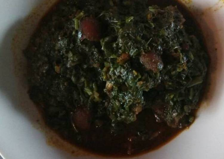 afang soup recipe main photo 16