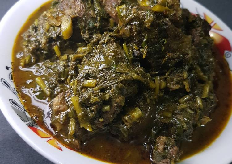 afang soup recipe main photo 17