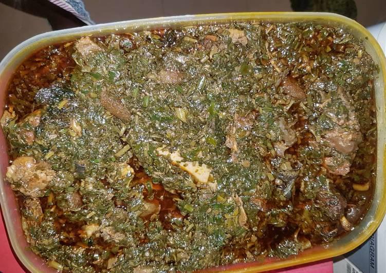 afang soup recipe main photo 18