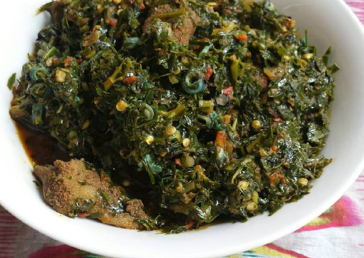 afang soup recipe main photo 22