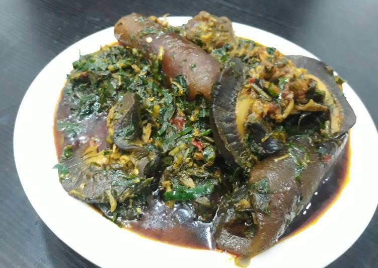 afang soup recipe main photo 3