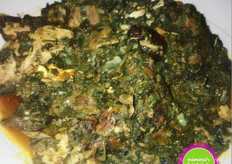 afang soup recipe main photo 4