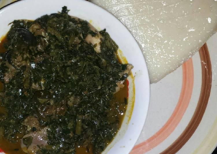 afang soup recipe main photo 8