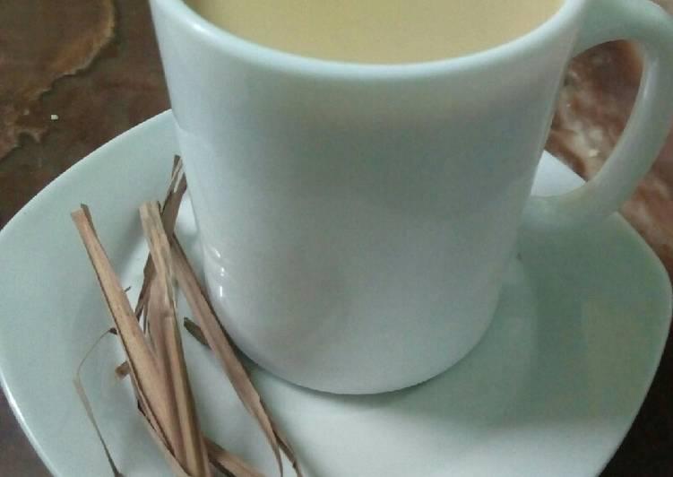 african brewed lemon grass tea author marathon recipe main photo