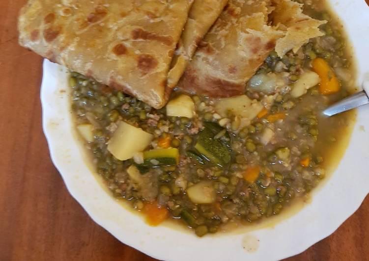 african food ndengu chapati recipe main photo