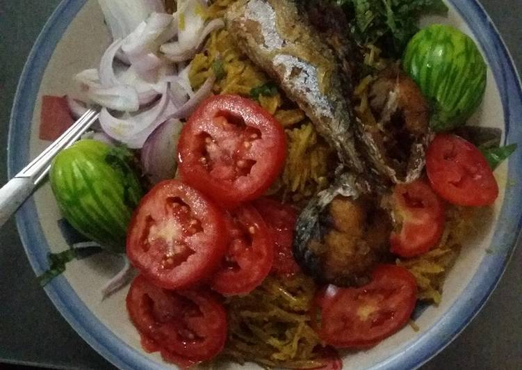 Traditional African Foods African salad