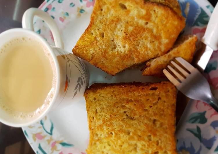 african tea withtoast mayai for breakfast recipe main photo