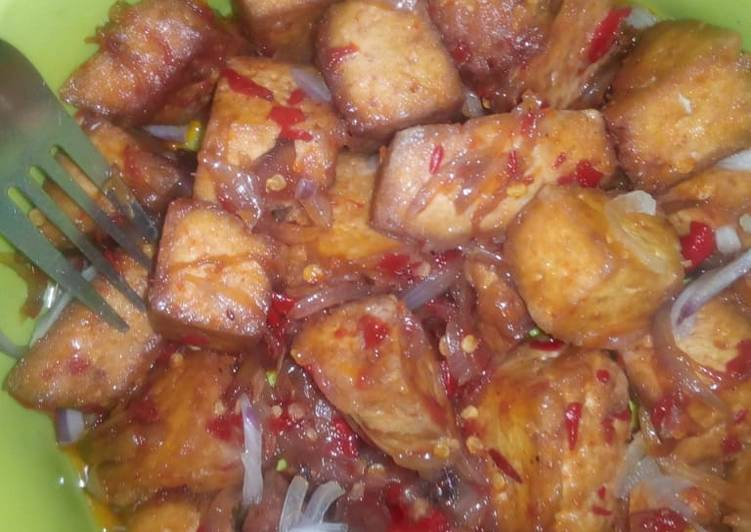 awara da sauce recipe main photo