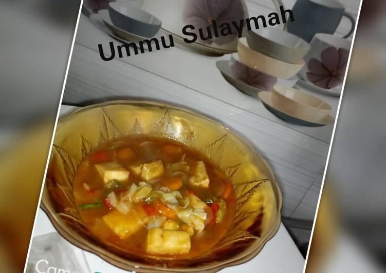 awara soup recipe main photo