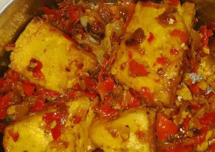 awara with sauce recipe main photo