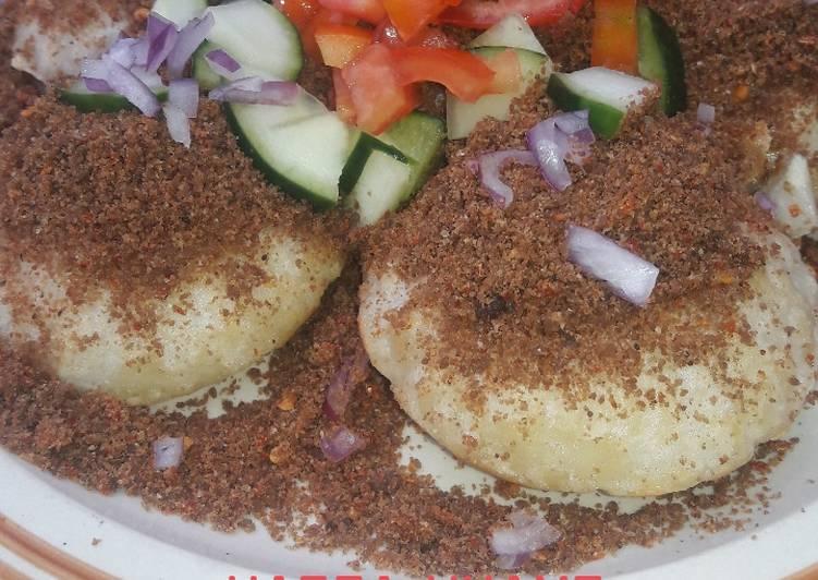 African Cuisine Bandashen waina