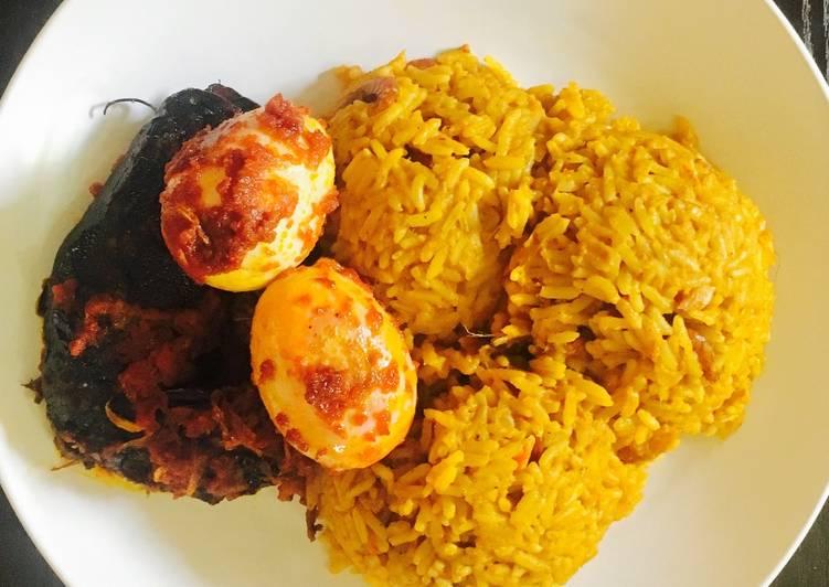 banga rice recipe main photo