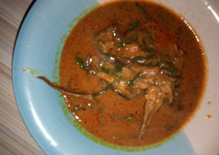 West African Foods Banga soup