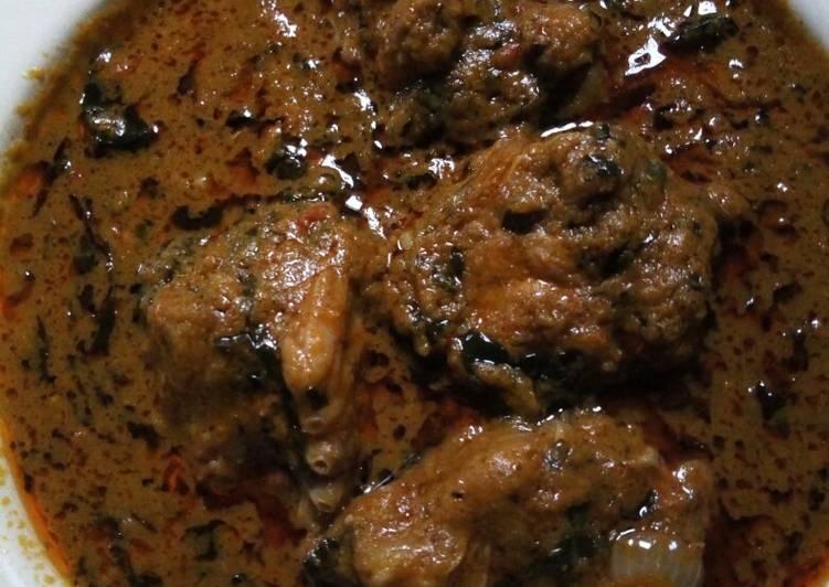 banga soup with turkey meat recipe main photo 1