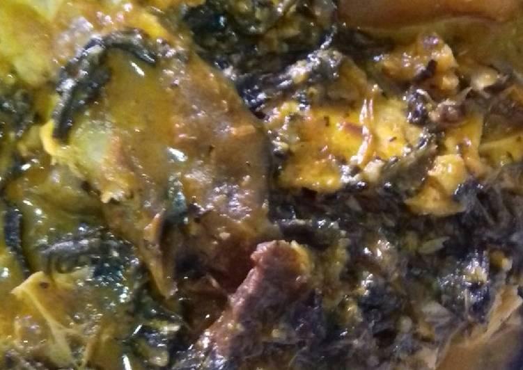 bitterleaf soup recipe main photo 14