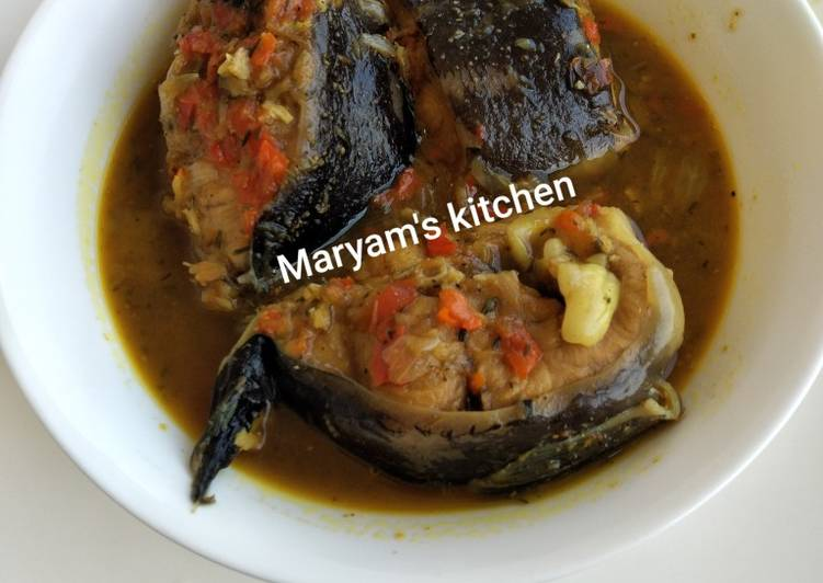 catfish pepper soup recipe main photo 5