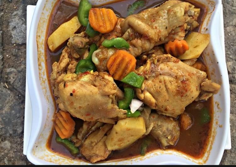 chicken pepper soup recipe main photo 1
