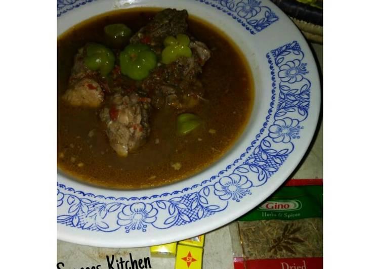 chicken pepper soup recipe main photo 19