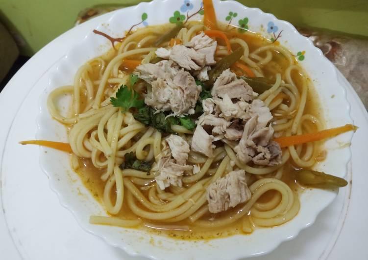 chicken thukpatraditional dish of sikkim recipe main photo