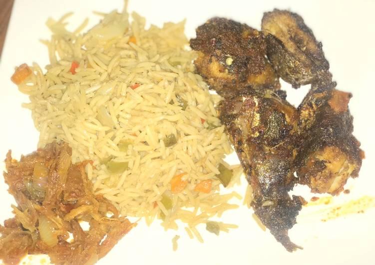 coconut basmati rice recipe main photo 1