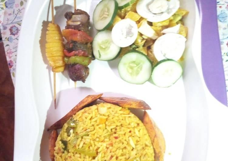 coconut jollop rice recipe main photo