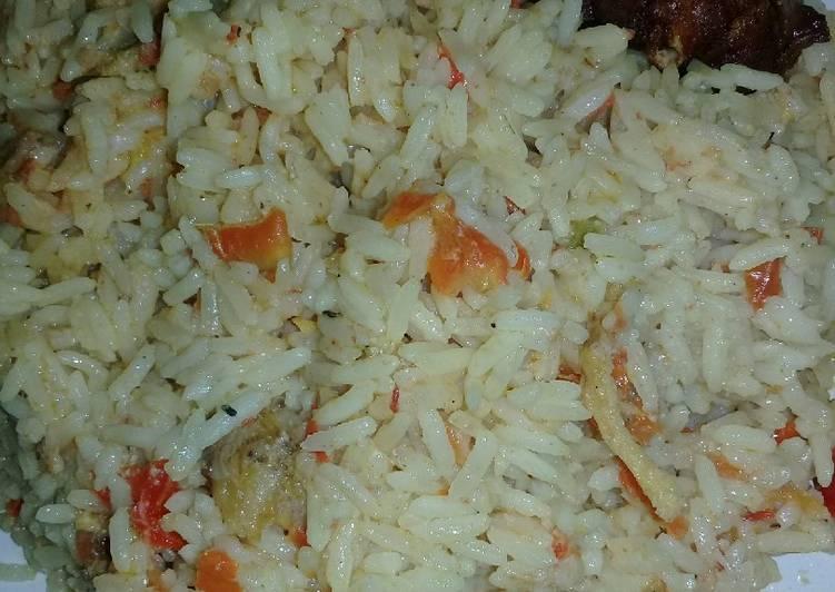 coconut rice recipe main photo 26