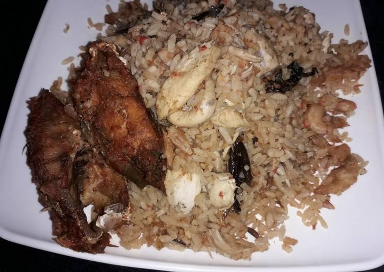 coconut rice recipe main photo 29