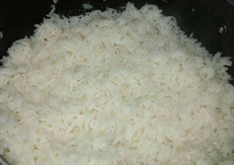 coconut rice recipe main photo 42