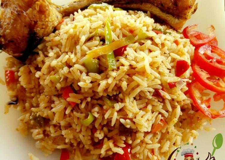 coconut rice recipe main photo 50
