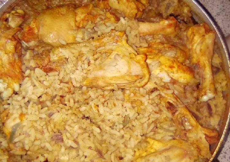 coconut rice recipe main photo 53