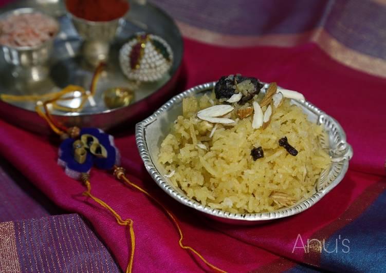 coconut rice recipe main photo 9