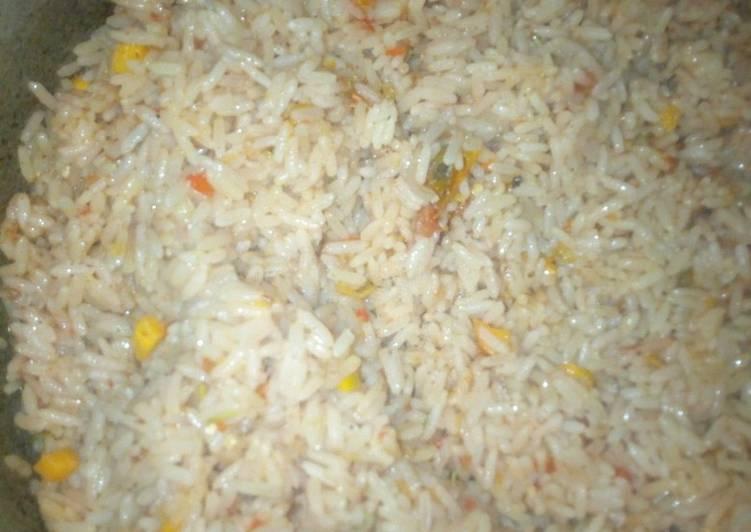 coconut rice recipe main photo