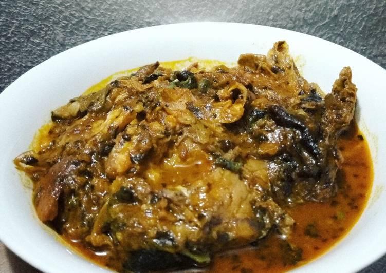 delicious banga soup recipe main photo