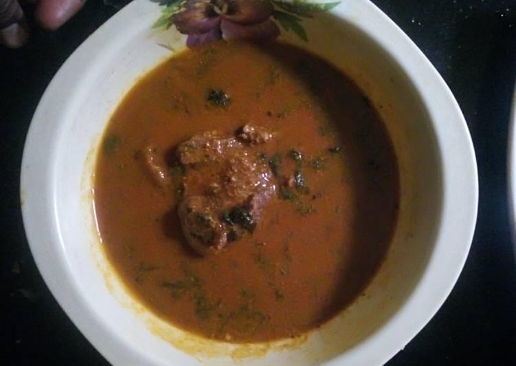 dry okro soup recipe main photo 1