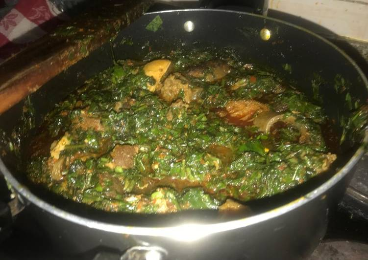 efo riro recipe main photo 14
