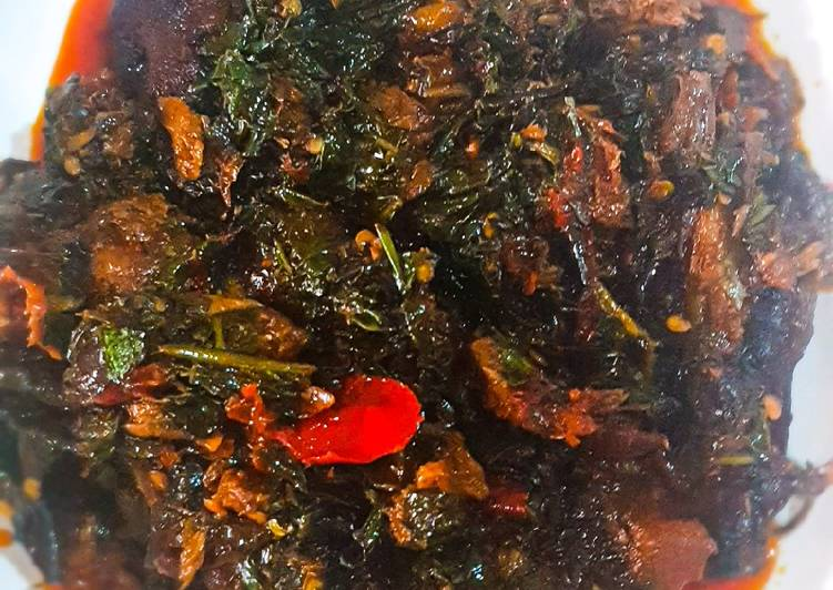 efo riro recipe main photo 22