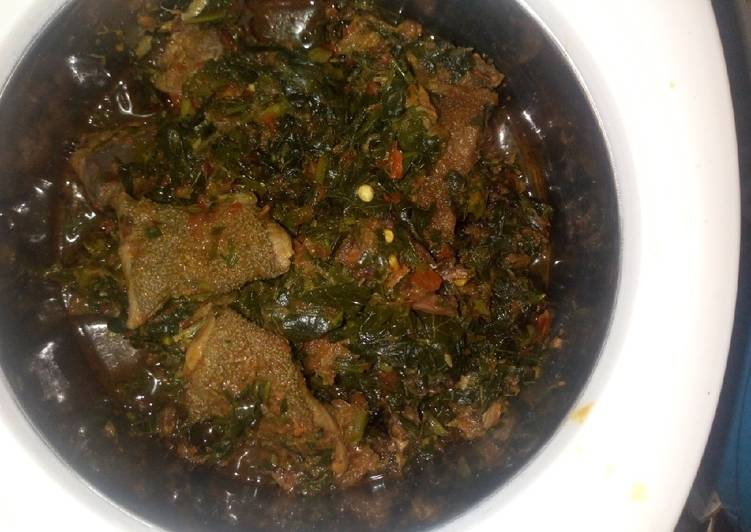 efo riro recipe main photo 27
