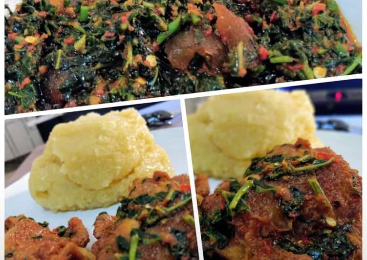 African Food Efo Riro