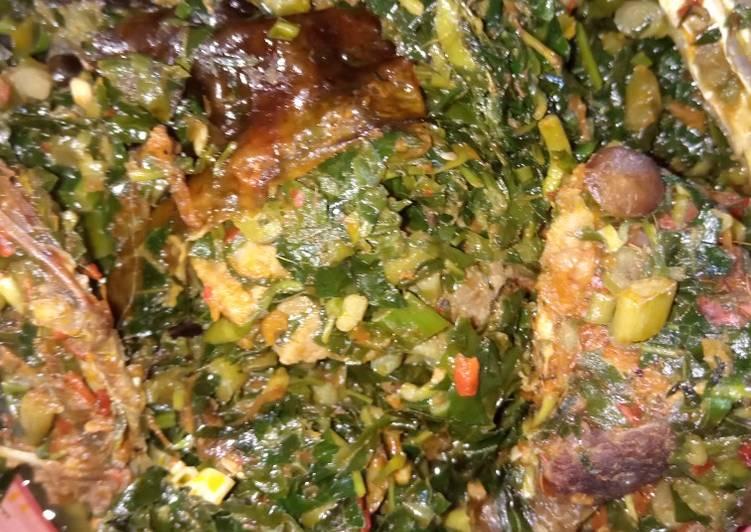 West African Foods Efo Riro