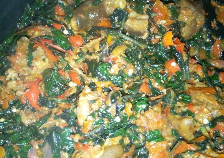 efo riro recipe main photo 6