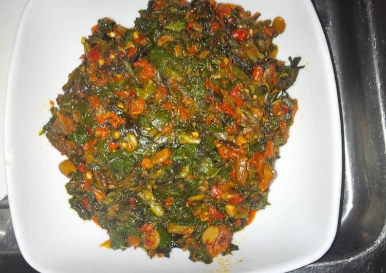 African Food Eforiro