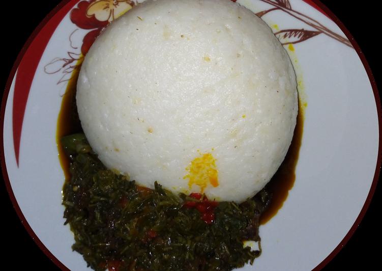 eforirospinach soup recipe main photo