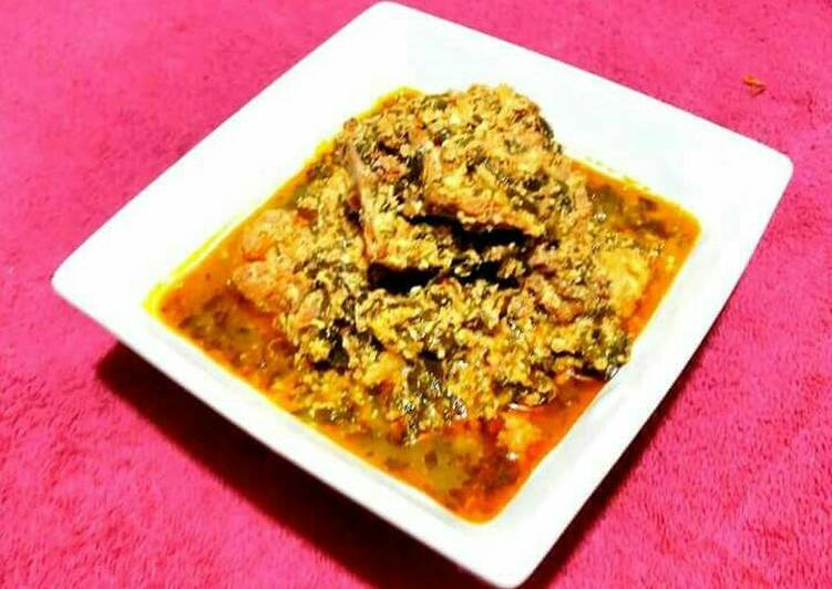 egusi soup grande recipe main photo