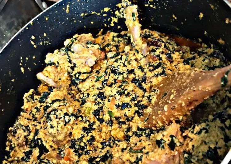 egusi soup recipe main photo 150