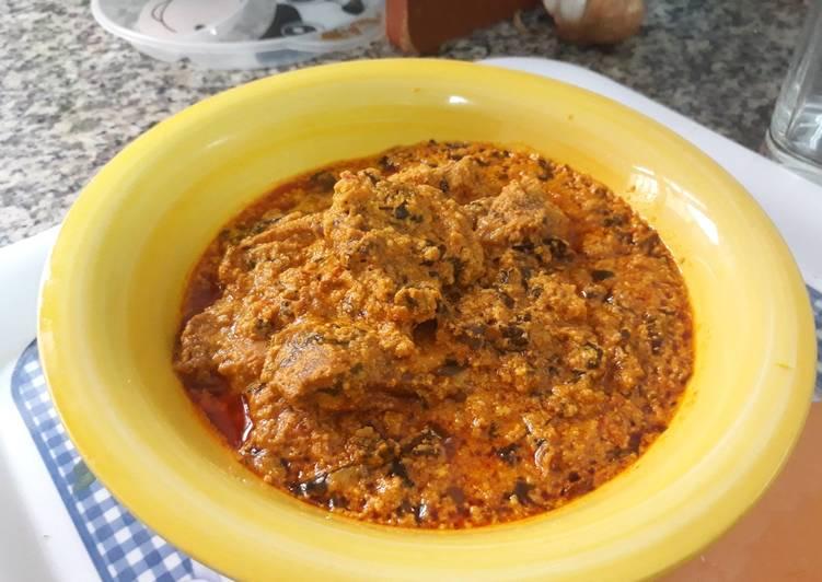 egusi soup recipe main photo 190