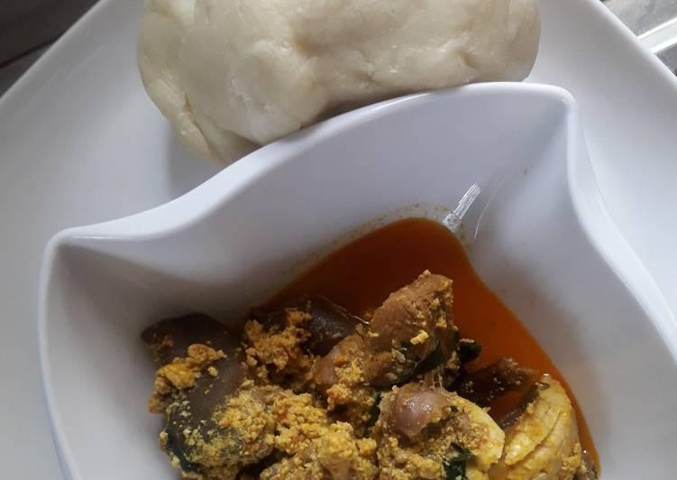 egusi soup surprise recipe main photo 1