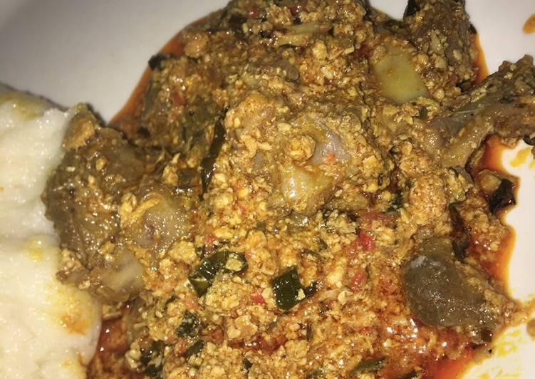 egusi soupmelon soup recipe main photo 1