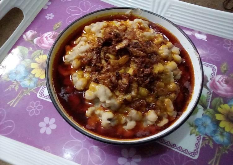 African Food Ewa Agoyin